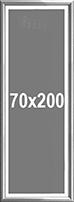 70x200 cm