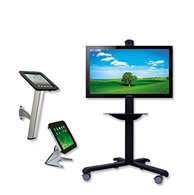 ipad holdere / TV stand