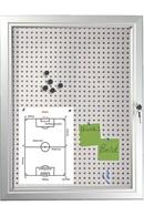 Combi Opslagsskab til stifter og magnet