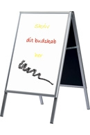 Whiteboard A skilte