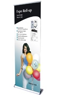 Expo Roll-up Single Sided