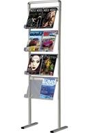 Info Line brochurestativ
