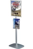 Mini Multi Standere med A4 brochureholder og plakatkramme