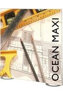 Maxiframe Ocean Wall banner ramme - 50mm