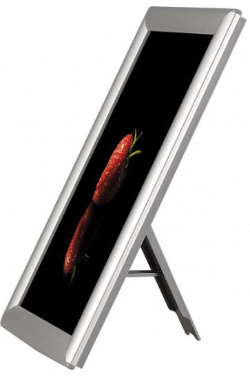 Fotoramme - 25mm Profil - (A4) - 21x29.7cm - Sølv
