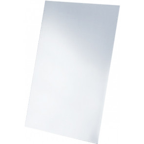 PET frontplade A0 (87,0x121,8 cm) u/magnet