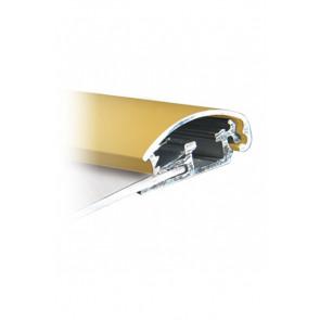 Alu Snapramme Profil - 25mm - 3m Længde - Guld
