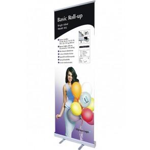 Basic Roll Up Enkeltsidet - 180x210cm