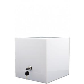 Akryl Forslagskasse - Hvid