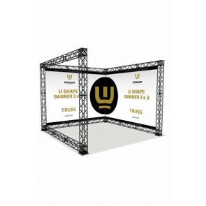 Crown Truss U-Shape 3x3 System