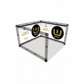 Crown Truss U-Shape 4x4 System