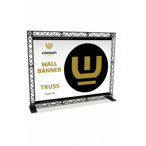 Crown Truss Wall Banner System