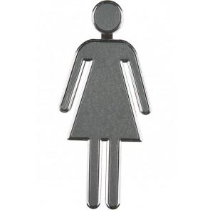 Icon Dør Figur - Dame