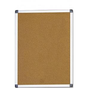 Kork opslagstavle - 150x100cm