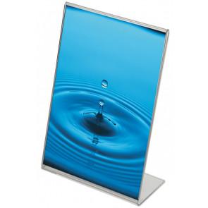 L Menuholder Vertikal - (A7) - 7.4x10.5cm