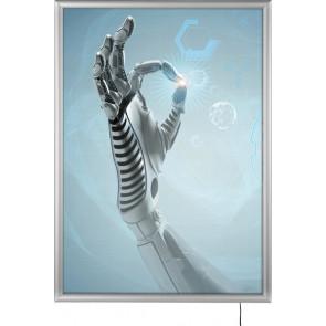 LED Best Buy Plakatramme Enkeltsidet - (A3) - 29.7x42cm