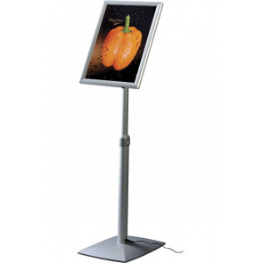 LED Menu infostander A3