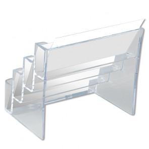 Multi Visitkortholder X4 - klar
