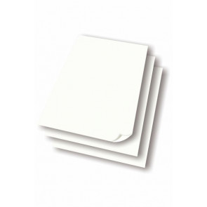 Plakatpapir 100g superglat - 500 Ark - (A1) - 59.4x84.1cm - Hvid