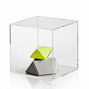 Showcase Square montre - 8.6x8.6x8.6cm