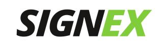Signex logo